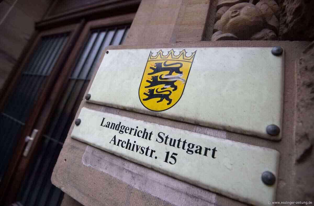 Landgericht Stuttgart: Angeklagter gesteht Messerattacke auf Polizisten - esslinger-zeitung.de