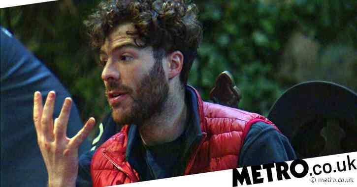 I'm A Celebrity 2020: Watch Jordan North's Yungblud blunder that never aired on Radio 1
