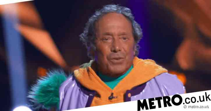 The Masked Singer US unveils music legend Paul Anka as Broccoli