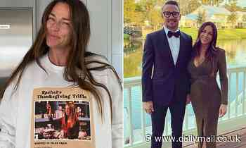 Australian wife of disgraced Hillsong pastor Carl Lentz is all smiles as she celebrates Thanksgiving
