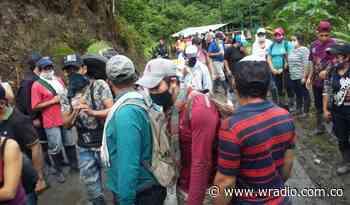 Convocan reunión en Maripí ante nuevas aglomeraciones en Esmeralda Santa Rosa - W Radio