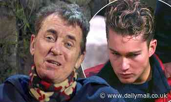 I'm A Celebrity: Shane Richie's son accuses bosses of 'editing show to cause tension'