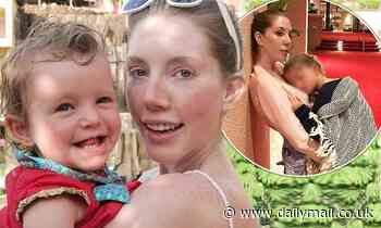 Katherine Ryan stuns as she shares baby-faced throwback snap with her daughter Violet