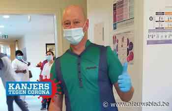 """Ivo (50) ruilt sportdienst voor rusthuis en lanceert oproep: """"Heb je niets om handen, help dan mee in woon-zorgcentrum"""" - Het Nieuwsblad"""