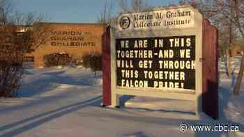 More than 100 students in isolation at Saskatoon's Marion M. Graham Collegiate