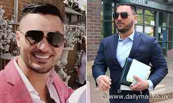 Sydney businessman Salim Mehajer will spend Christmas behind bars
