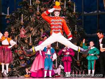 Montreal Christmas shows reimagined, from Nutcracker to Wainwrights