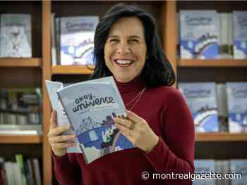Drawn to public office: Valérie Plante revisits first campaign in graphic novel