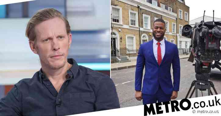 Police investigating 'racist and homophobic abuse' against BBC journalist Ben Hunte after Laurence Fox tweet