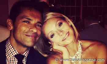 Kelly Ripa shares heartwarming family photo with husband Mark Consuelos and their children