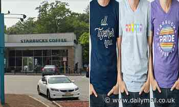 New Jersey Starbucks barista claims she was fired for refusing to wear a Pride T-shirt