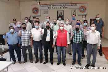 CTM lista para construir el triunfo del PRI en Nuevo Laredo - La Verdad de Tamaulipas
