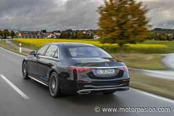 Más allá del lujo, el nuevo Mercedes-Benz Clase S es un híbrido enchufable con unos sorprendentes 103 km de... - Motorpasion