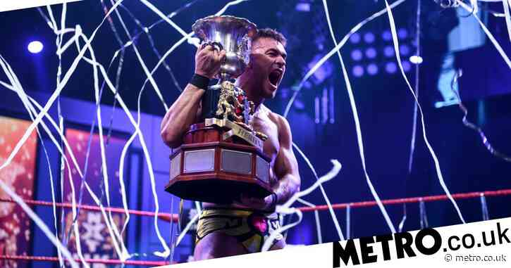 WWE crowns first Spanish champion: A-Kid reflects on NXT UK Heritage Cup win and being inspired by 'superhero' Rey Mysterio