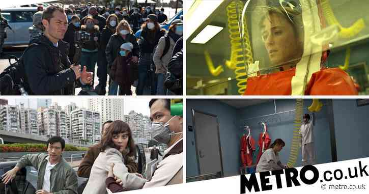 Contagion experts 'warned of imminent pandemic' while filming 2011 film