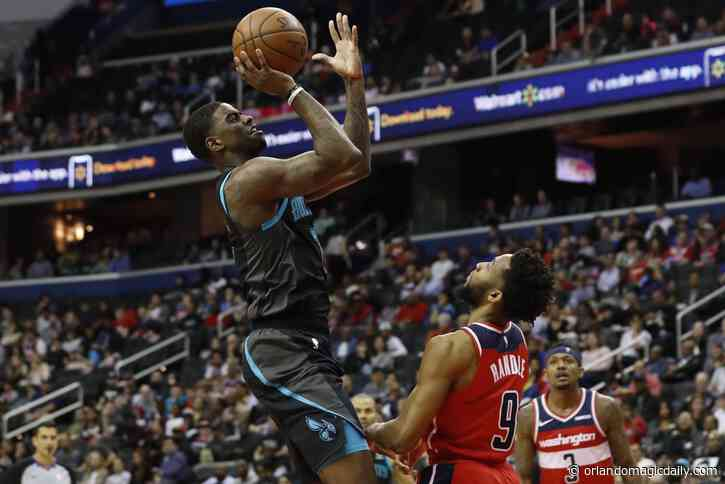 Orlando Magic are hoping to find more in Dwayne Bacon than meets the eye