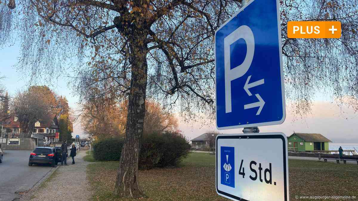 Parken an der Seestraße in Schondorf: Anwohner fordern Ausnahmen