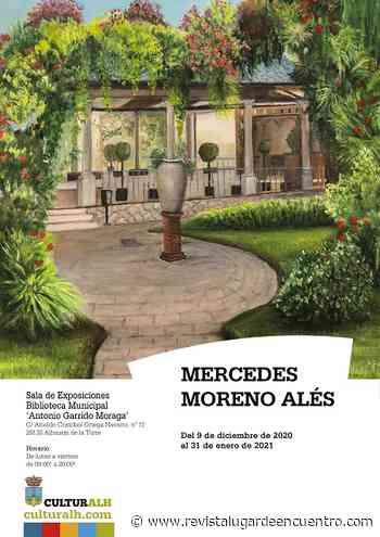 La Biblioteca Municipal acogerá una exposición de pintura de Mercedes Moreno - Revista Lugar Encuentro