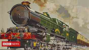 'Holy grail' rail posters collection saved from attic