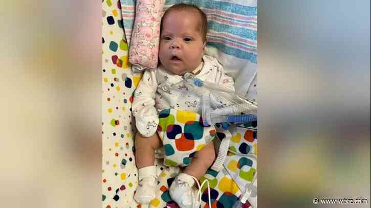 Family grateful for baby's miraculous recovery after mother died from COVID-19