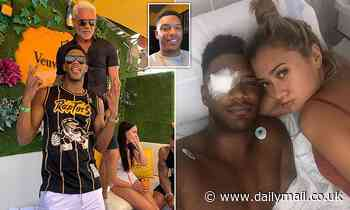 Love Island star Theo Campbell launches legal action against Ibiza beach resort