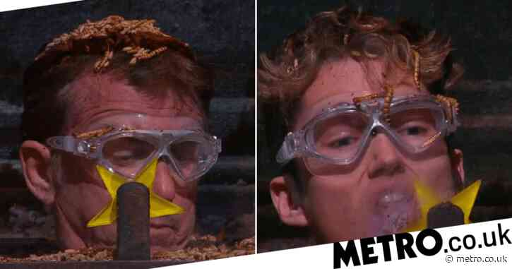I'm A Celebrity 2020: Shane Richie and AJ Pritchard put aside differences as they face trial