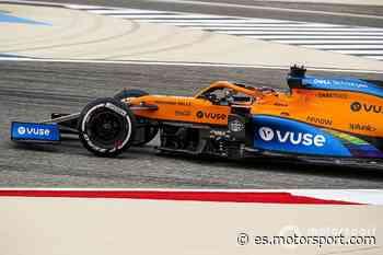GP de Bahrein: Mercedes encabeza una ajetreada FP1 y Sainz, top 4 - Motorsport.com, Edición: España