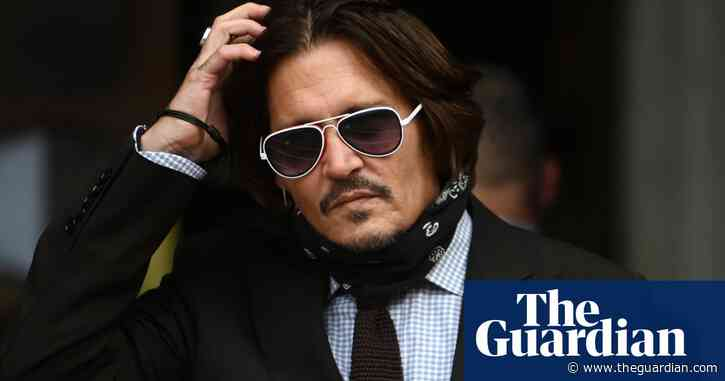 Dior sticks by Johnny Depp in defiance of 'wife beater' ruling