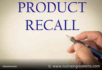 Recall round-up: Steroid in supplement & coronavirus claims - NutraIngredients.com