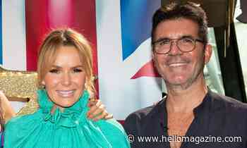 Amanda Holden lets slip surprising Simon Cowell news