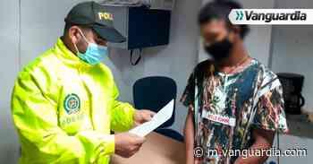 Joven de 19 años fue capturado en Cimitarra por microtráfico, porte de armas y homicidio - Vanguardia