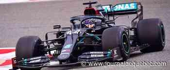 GP de Bahreïn: Hamilton devant, Stroll en milieu de peloton