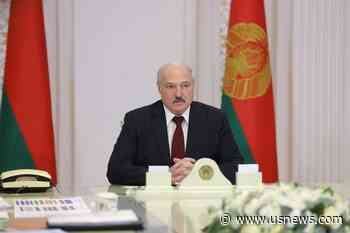 Belarus' Lukashenko Says He Will Leave Post When New Constitution Is Adopted -Belta