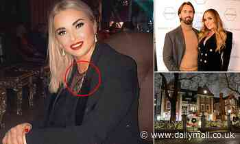 Romanian prostitute accused of helping gang in £26m raid on Tamara Ecclestone sobs in court
