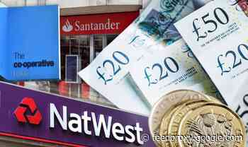 Bank branches set to disappear from high streets by 2035 despite demand - full details