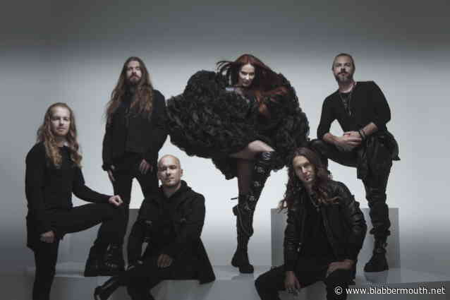 EPICA Releases Music Video For New Single 'Freedom - The Wolves Within'