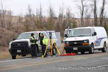 Serious injuries in early morning collision on MR 55 in Sudbury