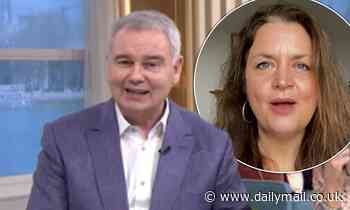 Eamonn Holmes leaves This Morning fans shocked as he makes VERY cheeky remark to guest Ruth Jones