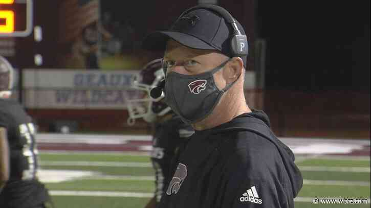 Central HS coach to fans: Forget politics, be in COVID 'compliance' at playoff game