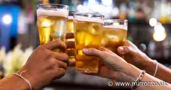 Pub-goers banned from lingering over their drinks after eating in Tier 2 areas