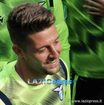 FORMELLO | Si vola verso l'Udinese: discorso alla squadra, poi allenamento. Milinkovic in gruppo, assente Muriqi - LazioPress.it