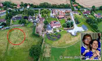 Ed Sheeran's neighbour is building a mobile home next to the singer's sprawling estate