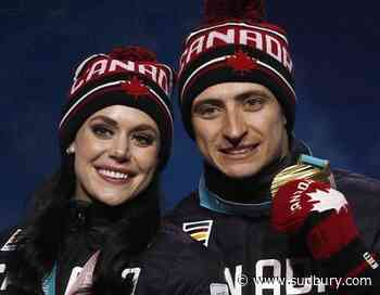 Ice-dancers Moir and Virtue among 114 Order of Canada inductees