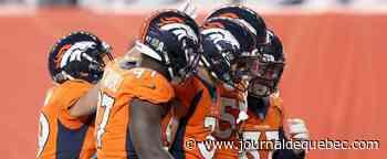 COVID-19 : des cas chez les Broncos