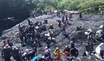 Ver personas peleando por cargas de tierra no es muy alentador: Compañías Muzo Colombia - W Radio