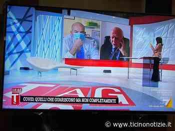 Magenta: il dottor Nicola Mumoli in diretta su La 7 - Ticino Notizie