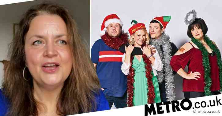 Ruth Jones says we may never know Smithy's response to Nessa's proposal as she shuts down reports of another Gavin and Stacey Christmas Special