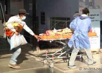 La Libertad: dos niños mueren en Huamachuco tras explotar dinamita - Agencia Andina