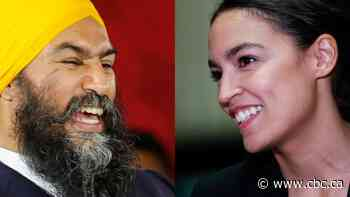 U.S. congresswoman Ocasio-Cortez to join Jagmeet Singh for online gaming session Friday