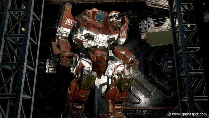 MechWarrior 5 Steam Release Delayed To 2021 To Avoid Cyberpunk 2077 Clash